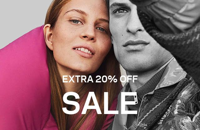 The Sale's on Sale | Extra 20% off